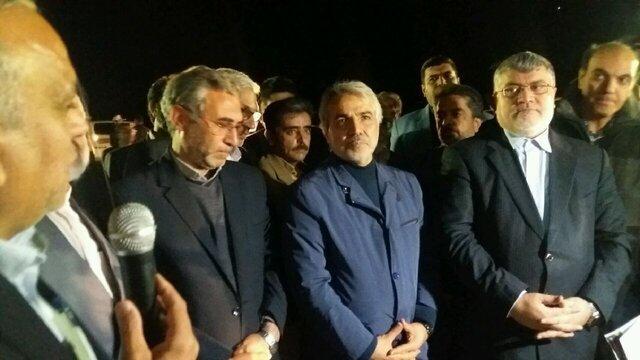 بازدید معاون رییس جمهور از فرایند اجرای پروژه راه آهن خراسان جنوبی