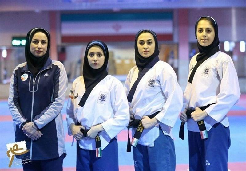 ترکیب تیم پومسه زنان اعلام شد