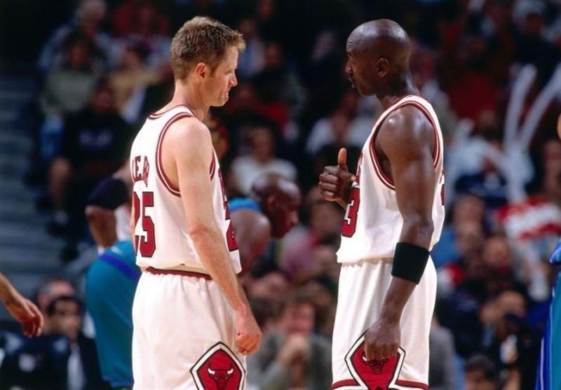 کِر: بازی در کنار هیچ کس مثل مایکل جردن پرفشار نیست