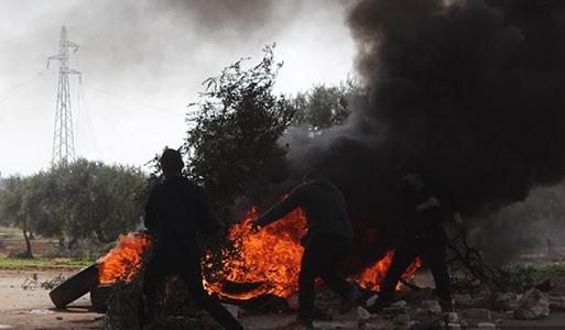 درگیری ارتش ترکیه با جبهه النصره