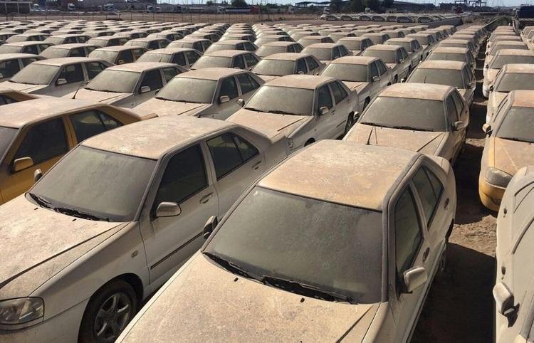 نگهداری خودروی صفر در پارکینگ ها حکم احتکار دارد!