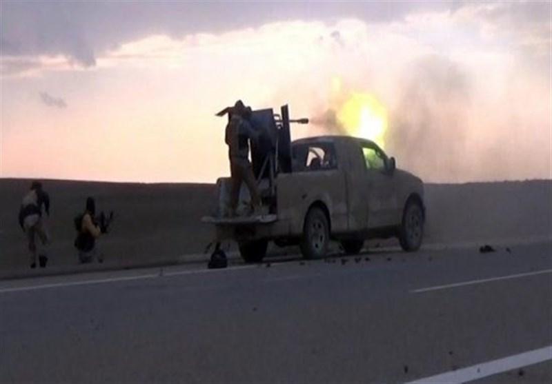 هلاکت یک عنصر تروریستی داعش در استان دیاله عراق