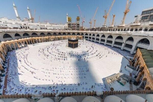 اداره گردشگری عربستان، حج عمره را در برنامه های زمستان گنجانده است