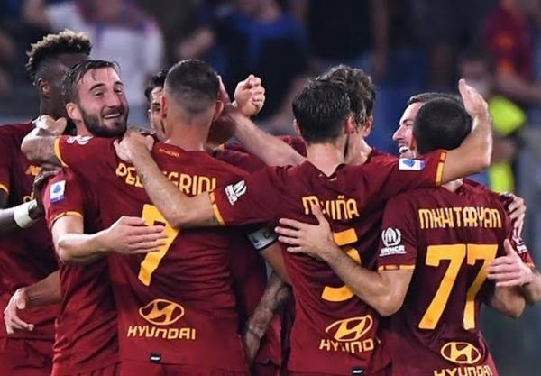 سری A، پیروزی خانگی رم مقابل ساسولو در وقت های تلف شده، مردان آقای خاص صدرنشین شدند